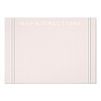 Almost Mauve - Spring 2018 London Fashion Trends Card