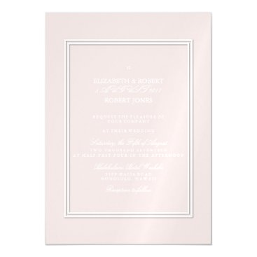 Beach Themed Almost Mauve - Spring 2018 London Fashion Trends Magnetic Card