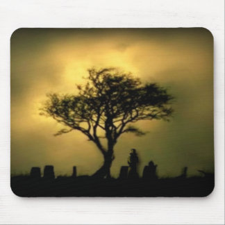 Almost Sunset Mouse Pad