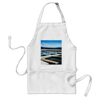 """""""Almost Time"""" Adult Apron"""