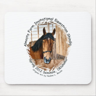 Almosta Farm Ride spring 2012 Mouse Pad