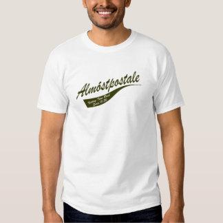 Almostpostale - Almost Postal Ringer T Shirt