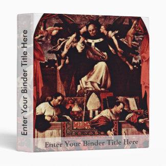 Alms Of Saint Antoninus, By Lotto Lorenzo (Best Qu 3 Ring Binders