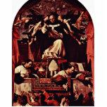 Alms Of Saint Antoninus, By Lotto Lorenzo (Best Qu Standing Photo Sculpture