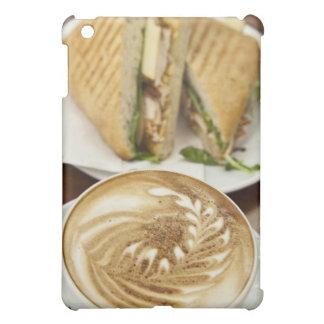 Almuerzo del Cappuccino y del panini