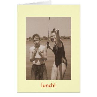 almuerzo tarjeton