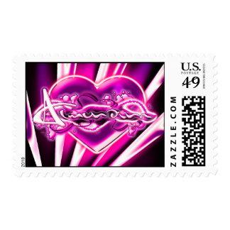 Almundina Postage Stamp