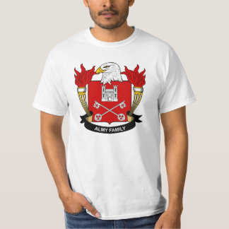 Almy Family Crest T-Shirt