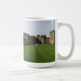 Alnwick Castle - Panorama Coffee Mug