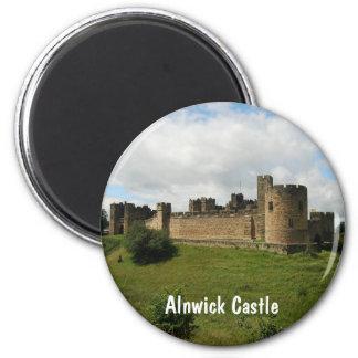 Alnwick Castle Refrigerator Magnet