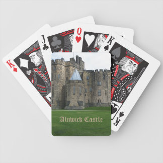 Alnwick Castle UK Bicycle Playing Cards