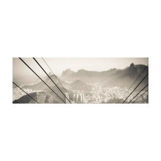 Alô Rio De Janeiro Canvas Print