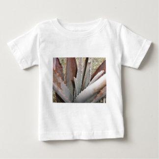 Áloe 1 cierre para arriba t-shirts