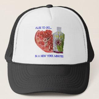 Aloe 2 Go in a New York Minute Trucker Hat