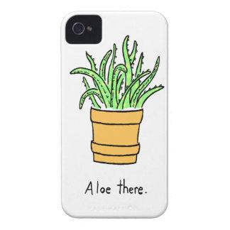 Áloe allí Case-Mate iPhone 4 fundas