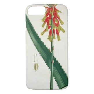 Aloe from 'Phytographie Medicale' by Joseph Roques iPhone 7 Case