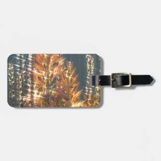 Aloe Luggage Tag