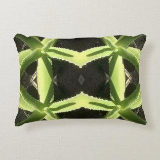 Aloe Pattern 3h Decorative Pillow