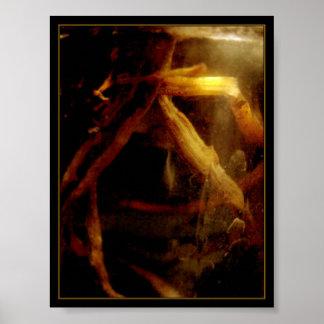 aloe roots I Poster