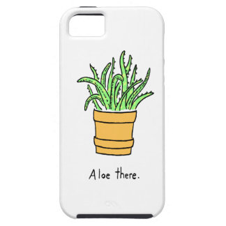 Aloe There iPhone SE/5/5s Case