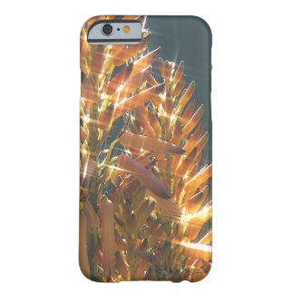 Aloe vera flower slim lightweight iPhone 6 case