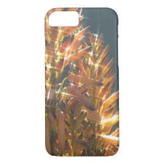 Aloe vera flower slim lightweight iPhone 7 case