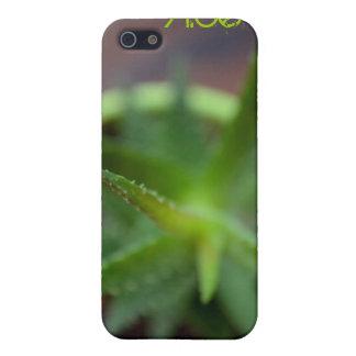 Áloe Vera iPhone 5 Cárcasas