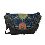 Aloe Vera Mandala Array Bag Courier Bag