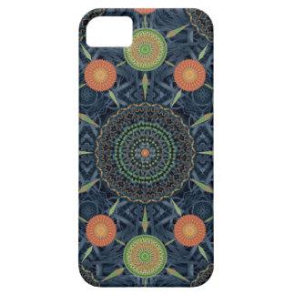 Aloe Vera Mandala Array Case iPhone 5 Cases
