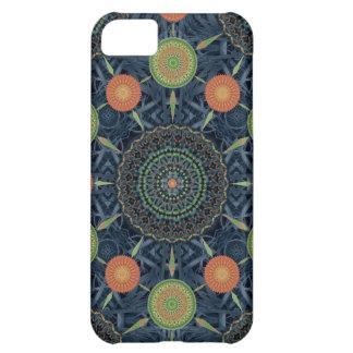Aloe Vera Mandala Array Case iPhone 5C Case