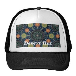 Aloe Vera Mandala Array Hat