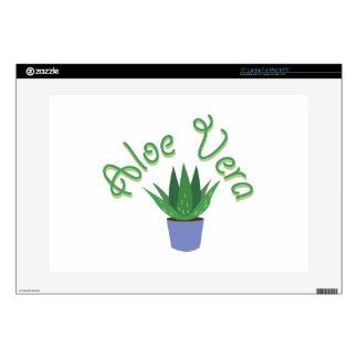 """Aloe Vera Skin For 15"""" Laptop"""