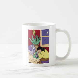 Áloe Vera Taza De Café