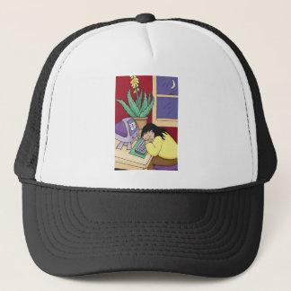 Aloe Vera Trucker Hat
