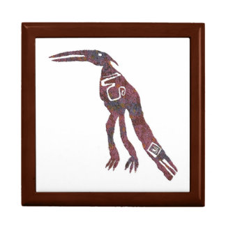 Aloebird, petroglyph, Aloe Image 1 Gift Box