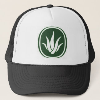 AloeCure®aloe leaf products Trucker Hat