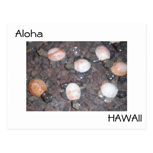 Aloha はがき