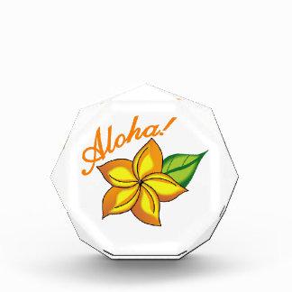 Aloha Acrylic Award
