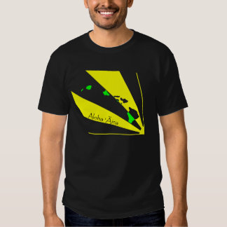 Aloha 'Āina 01 Black T-shirt