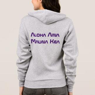 Aloha Aina Mauna Kea Hoodie