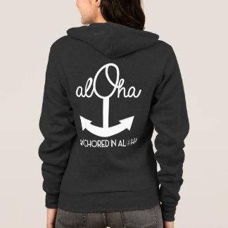 Aloha Anchor Hoodie