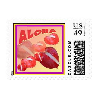 Aloha Anthurium Postage