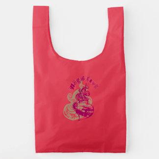 Aloha BAGGU Reusable Bag, Red Reusable Bag