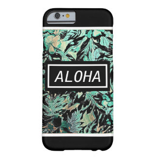 Aloha Barely There iPhone 6 Case