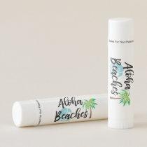 aloha beaches lip balm