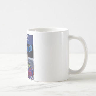 Aloha, Bobby and Rose Classic White Coffee Mug
