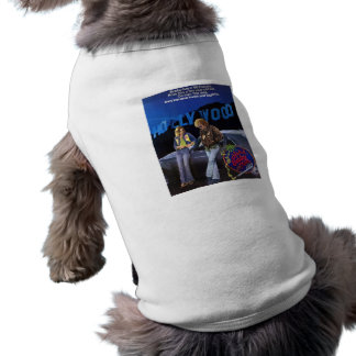 Aloha, Bobby and Rose Doggie Tee Shirt