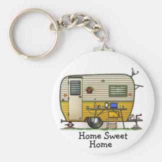 Aloha Camper Trailer HSH Keychains