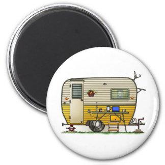 Aloha Camper Trailer Magnet