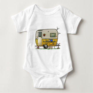 Aloha Camper Trailer T-shirt